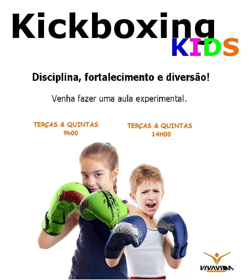 KICKBOXING KIDS!