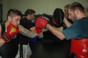 boxe chinês defesa pessoal
